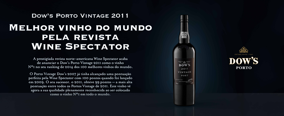 Dow´s Vintage 2011