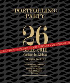 Portfolling - Casino de Lisboa - Dia 26 de Maio