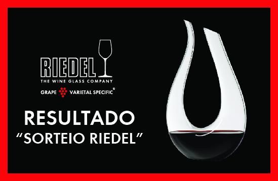 Sorteio Riedel