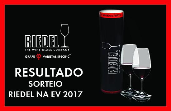 """SORTEIO """"RIEDEL NA ESSÊNCIA DO VINHO"""""""