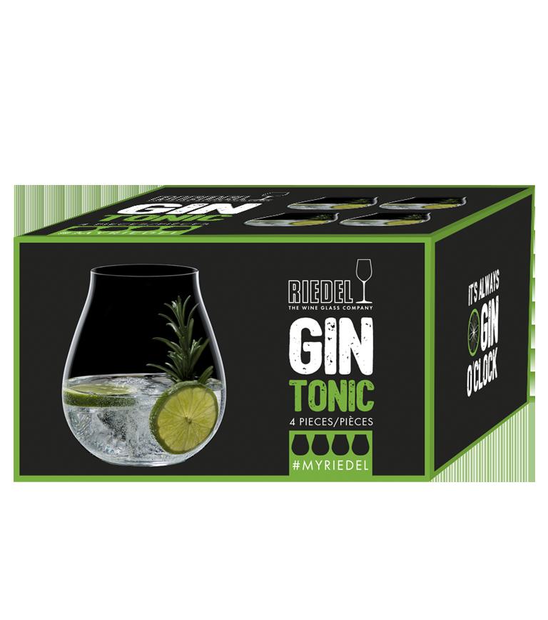 RIEDEL Gin Set 4 5414/67