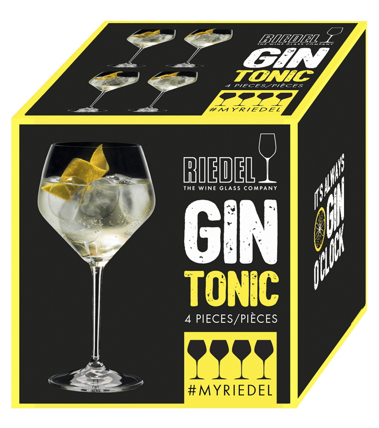 RIEDEL Gin Tonic Extreme Set 4 5441/97