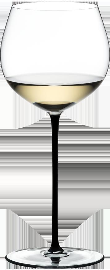 RIEDEL Fatto a Mano Oaked Chardonnay Black 4900/97B