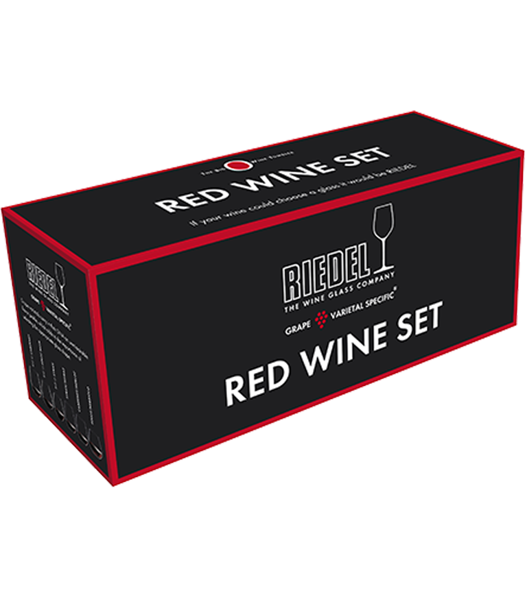 RIEDEL Big `O` Red Wine Set 5414/74