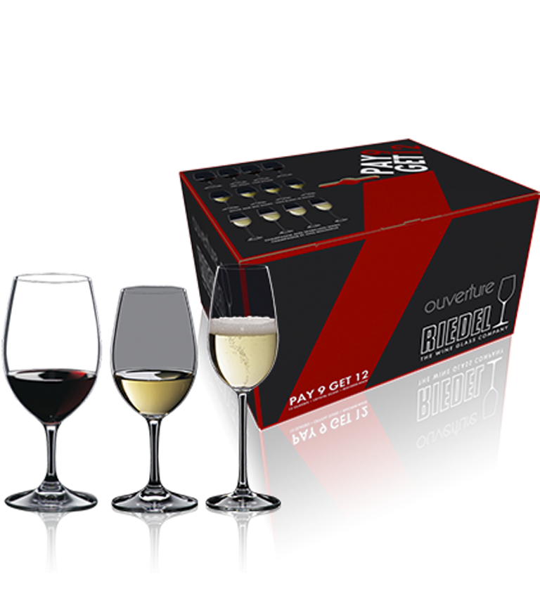 RIEDEL Ouverture Pay 9 Get 12 5408/93