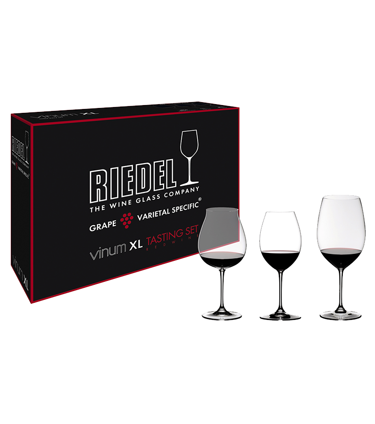 RIEDEL Vinum XL Tasting Set Red  5416/74